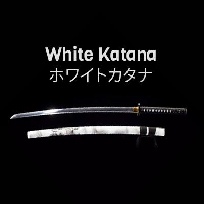 White Katana