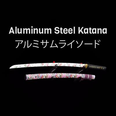 Aluminum Katana