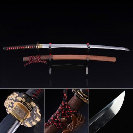 T10 Katana, Handmade Real Katana Japanese Samurai Sword